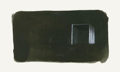 Black screen drawing 13