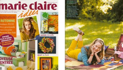 Marie Clarie sept 2012